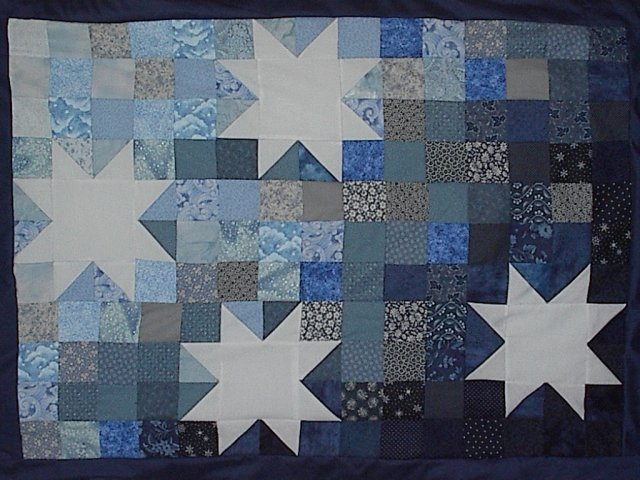Rick And Patty Online Quilt Starrynight